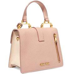 Miu Miu Madras mini textured- leather shoulder bag  leathershoulderbag  leather  purse 24d930e51b