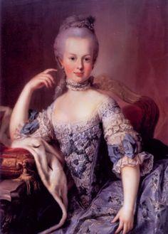 vintagesusie & wings  Marie Antoinette