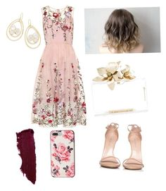 """""""Cute spring"""" by valeria-olivo on Polyvore featuring Stuart Weitzman, Kate Spade y Ippolita"""