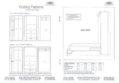 Parts listschematic from masterpiece design in edmond okc for murphy bed plans plans for a murphy bed solutioingenieria Image collections
