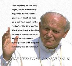445 Best Pope John Paul Ii Images Catholic Catholic Saints Roman