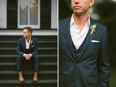 Travel-Inspired Bohemian Wedding: Kristin + James | Green Wedding Shoes Wedding Blog | Wedding Trends for Stylish + Creative Brides
