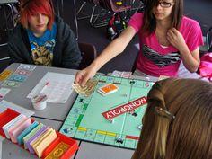 Monopoly & To Kill a Mockingbird