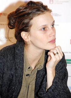 Marine Vacth at the France Odeon in Florence Italy November Pretty People, Beautiful People, Girl Photo Shoots, French Girl Style, French Beauty, French Actress, Girl Face, Photography Women, Female Models