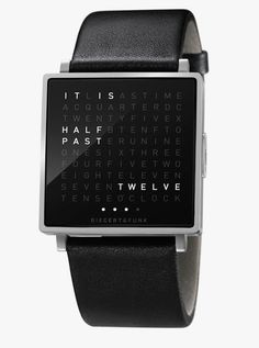 Love the tone of voice this watch by Biegert & Funk has.