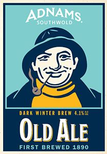 The New Old. Old Ale is back and with a new bold look. Find out more about the redesign at adnams.co.uk