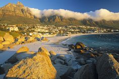 Clifton Beach is THE beach if you want to be seen in Cape Town - South Africa. South Africa Tours, Cape Town South Africa, Places To Travel, Places To See, Clifton Beach, Namibia, Belle Villa, Pretoria, Jolie Photo