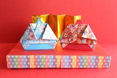  ひな祭りの折り紙【3月】簡単な雛飾りの折り方まとめ!五段並びも手作りできる! Hina Matsuri, Hina Dolls, The Fold Line, Origami Patterns, Paper Crafts, Gift Wrapping, Japanese, Frame, Idea Box
