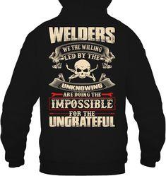 Welder Hooded #nonlicensedpart#tooling#weld#welder#welding#weldlife#welderbabes#dirtyhandscleanmoney#womenwhoweld#girlywelder#weldernation#tig#tigwelding#tigweldingstainlesssteel#brcc Cool Hoodies, Cool T Shirts, Girls Be Like, Bikers, Welding, Metal Working, Hoods, Cool Designs, Style