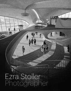 Book cover featuring TWA Terminal (1962) | Eero Saarinen | Photo © Ezra Stoller/Esto