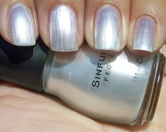 Sinful Colors Tokyo Pearl