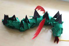 Egg Carton Dragon_3                                                       …