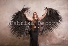 Dark Angel Wings, White Wings, The Incredibles, Trending Outfits, Etsy