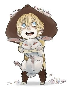 """""""I liked the part with the rabbit. There should be more rabbits in stories."""" Cole :)  This is so cute I just --"""