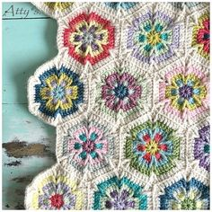 Transcendent Crochet a Solid Granny Square Ideas. Inconceivable Crochet a Solid Granny Square Ideas. Motifs Granny Square, Crochet Motifs, Granny Square Crochet Pattern, Crochet Borders, Afghan Crochet Patterns, Granny Squares, Granny Square Projects, Crochet Squares Afghan, Crochet Afghans