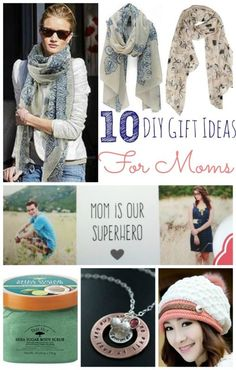 10 gifts for MOM!!