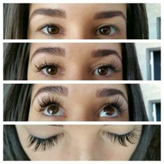 House Of Lashes, Lash Extensions, Brides, Studio, Makeup, False Eyelashes, Maquillaje, Study, Face Makeup