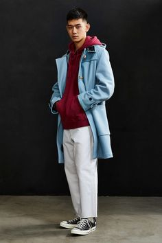 Gloverall X UO Wool Duffle Coat - Urban Outfitters