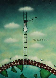 The sky's the limit. Amanda Cass, :)