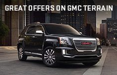 See great offers on the 2016 GMC Terrain