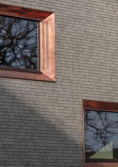 Archplan — Umbau Weingartenstrasse - New Ideas Architecture Windows, Section Drawing Architecture, Texture Architecture, Interior Architecture Drawing, Plans Architecture, Architecture Building Design, Concrete Architecture, Facade Design, Architecture Details