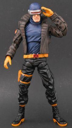 Cyclops (Marvel Legends) Custom Action Figure