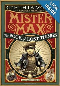 Mister Max: The Book of Lost Things: Mister Max 1: Cynthia Voigt, Iacopo Bruno: 9780307976819: AmazonSmile: Books