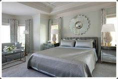 If you love your bedroom this is the blog to read. Here you can find 40 photos and descriptions of how you can furnish your bedroom in grey and get the most sophisticated look ever.