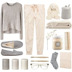 Pijamas by bebeg-16 on Polyvore