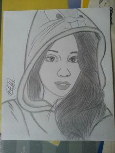 Camila Cabello Drawing