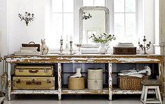 Los básicos para la decoración vintage