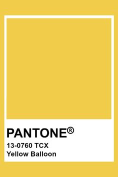 This color in yellow in hue, light in value, and high in chroma. This creates a very bold and bright yellow. Pantone Tcx, Pantone Gold, Paleta Pantone, Yellow Pantone, Pantone Swatches, Pantone 2020, Color Swatches, Paint Swatches, Colour Pallete