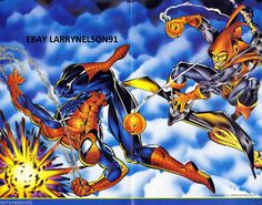 AMAZING SPIDER-MAN VS HOBGOBLIN MARVEL COMIC BOOK POSTER PUMPKIN BOMBS 238 WEBS