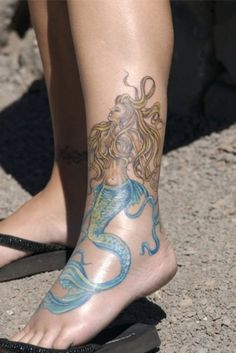 If I ever got a tatoo, it'd look like this.