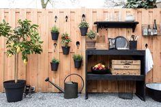 #loft #flowerpot #vtwonen #inspiration #garden #idea