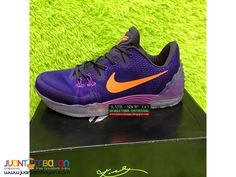 "Men Taytay, Nike Kobe Venomenon 5 BASKETBALL SHOES - 9A note: READ THE ADVERTISEMENT BEFORE ASKING US QUESTIONS :) "" all actual pict..."