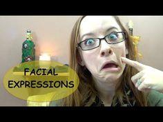 Facial expressions asl
