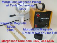 Morgellons Cure! (832) 343-5425