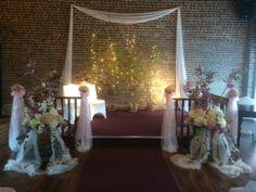 Dais In The Fathom Barn Wedding Venue Kent