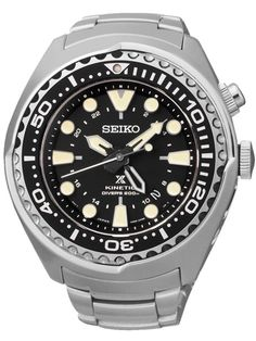 Official Seiko subcat-seiko-prospex watches, full collection of men's and ladies' Seiko watches to buy online. Up to 5 years finance and free delivery available on Seiko. Rugged Watches, Seiko Diver, Seiko Men, Seiko Watches, Luxury Watches For Men, Sport Watches, Watch Brands, Stainless Steel Bracelet, Casio Watch