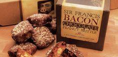 Sir Francis Bacon Chocolate Peanut Brittle  http://www.cosasparatios.com/2013/04/25/sir-francis-bacon-chocolate-peanut-brittle/