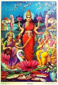 Strength † Wisdom — hinducosmos: Diwali Pujan Artist: B. Hanuman Images Hd, Lord Krishna Images, Saraswati Goddess, Kali Goddess, Durga, Krishna Statue, Krishna Art, Maa Image, Ganesh Photo