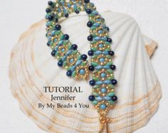 Tutorial  How to Make Seed Bead Hoop Earrings  Beaded Hoop