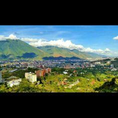 """#ValleArriba  #Caracas  #Venezuela #serie #photografylovers #Paisajes #mirador"" Photo taken by @beruskajt on Instagram, pinned via the InstaPin iOS App! http://www.instapinapp.com (02/20/2015)"