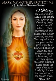 Beautiful prayer to Our Lady Catholic Prayers, Prayers To Mary, Novena Prayers, Catholic Quotes, Catholic Beliefs, Christianity, Blessed Mother Mary, Blessed Virgin Mary, World Day Of Prayer