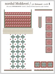 Embroidery Motifs, Cross Stitch Embroidery, Cross Stitch Patterns, Simple Cross Stitch, Folk Fashion, Medieval Clothing, Beading Patterns, Tapestry, Sewing