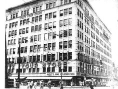 Pizitz building ready to shape Birmingham's future as it did the city's past - Alabama NewsCenter June Celebrations, Historic Properties, Magic City, Birmingham Alabama, Department Store, Past, Exterior, History, Building