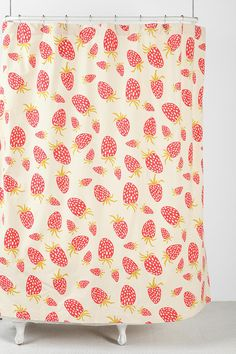 Strawberry showers. #urbanoutfitters