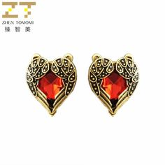 Jewelry & Accessories Javrick 6 Pairs Ear Stud Luxury Stone Women Jewelry Earrings Exquisite Carved Antique Charms Bijoux Femme Brincos Statement