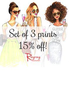 Fashion illustration,Fashion Sketch,Fashion Prints,Fashion Poster,Fashionista Art,Dressing room decor,Girly wall art,Fashion Posters